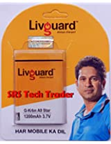 Livguard Battery for Karbonn A9 star (A9*)