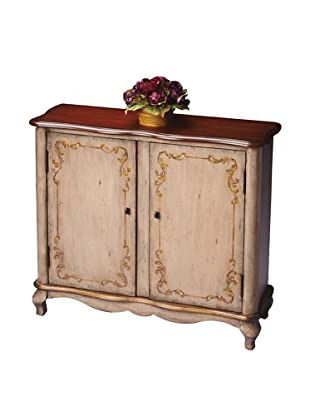 Butler Specialty Company Console Chest, Shell Gray