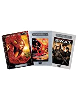 Action Superbit 3-Pack (Spider-Man 2 / XXX / S.W.A.T.) - Amazon.com Exclusive