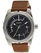 Diesel End-of-Season The Compan Chronograph Black Dial Men's Watch - Dz1631I