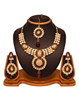 Vendee Fashion latest Design Necklace set (7932)