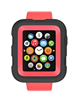 Coral Fire Survivor Tactical Protective Case for Apple Watch 38mm