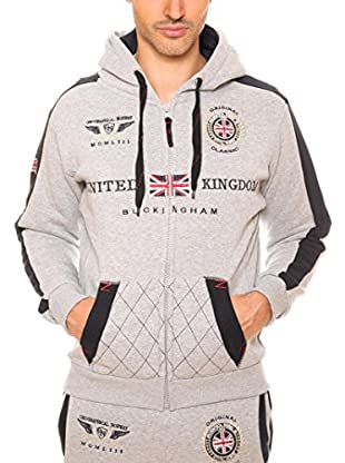 Geographical Norway Sweatjacke Gastaldo