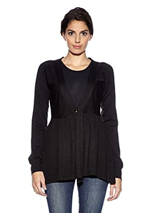 Uttam Boutique Cardigan (Black)