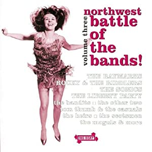 Vol. 3-Northwest Battle of the Bands