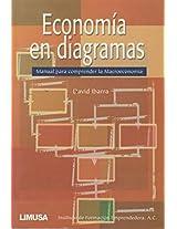 Economia en diagramas / Economy in Diagrams: Manual para Comprender la Macroeconomia / Manul to Understand Macroeconomic