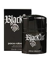 Black Xs By Paco Rabanne For Men Eau De Toilette Spray 1.7-Ounces