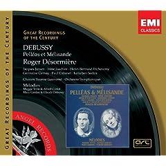 デゾルミエール指揮 ドビュッシー歌劇《ペレアスとメリザンド》他の商品写真