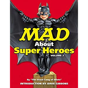 Mad about Superheroes Vol. 2