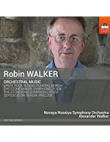 Walker:Orchestral Music [Novaya Rossiya Symphony Orchestra , Alexander Walker ] [Toccata: TOCC0283]