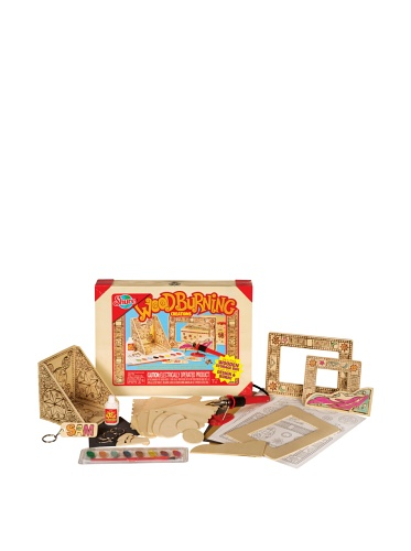 Shure Wood Burning Creations Kit
