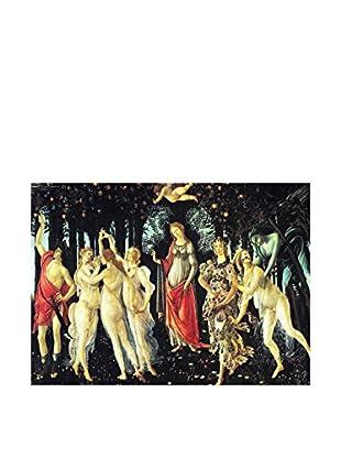 Legendarte Leinwandbild La Primavera di Sandro Botticelli