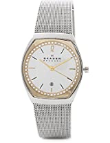 Skagen KLASSIK Analog Watch - For Women Silver - SKW2050