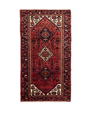 QURAMA Teppich Persian Zanjan rot/blau/elfenbein