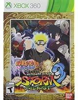 Naruto Shippuden: Ultimate Storm 3 Full Burst (Xbox 360)