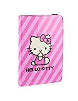 Hello Kitty 7 Universal Tablet Portfolio Case for Kindle Fire Samsung Galaxy and similar models