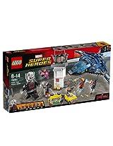 Lego Super Hero Airport Battle, Multi Color