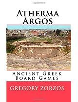 Atherma Argos: Ancient Greek Board Games