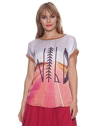 Santa Barbara Camiseta Indy (Marrón)