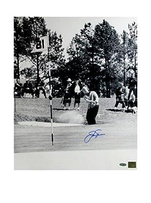 Steiner Sports Memorabilia Jack Nicklaus 1965 Bunker Shot Photo