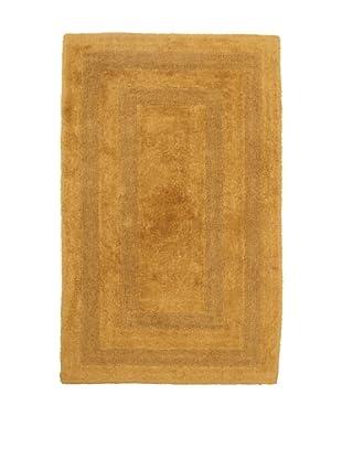 Terrisol Reversible Cotton Bath Rug (Bronze)