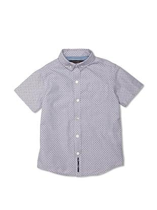 French Camisa Sarasota (Azul)