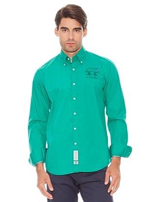 La Martina Camisa Clásica (Verde)