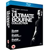 The Ultimate Bourne Collection [Blu-ray] [Import]Matt Damon