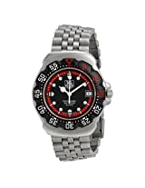 Open Box - Tag Heuer Formula 1 Black Dial Stainless Steel Unisex Watch