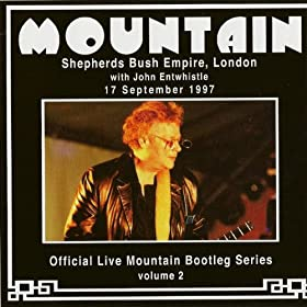 Official Live Mountain Bootleg Series Volume 2