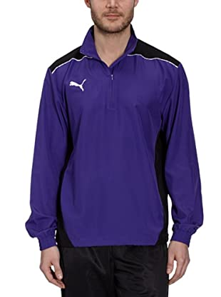 Puma Jacke Foundation Windbreaker (team violet-black)