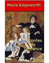 Contes de l'enfance (French Edition)