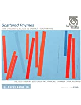 Scattered Rhymes (Orlando Consort/Estonian Philharmonic Chamber Choir/Hillier)