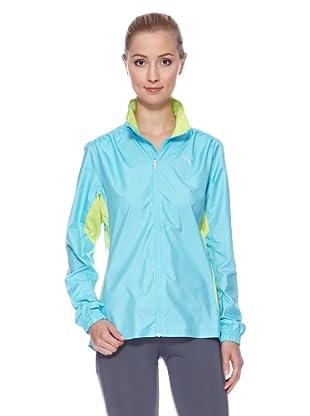 PUMA Jacke PE Running Wind Jacket (blau curacao)
