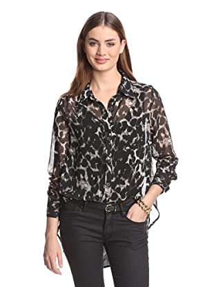 Religion Women's Pitiful Blouse (Jet Black)
