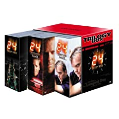 24 -TWENTY FOUR- �g�����W�[BOX [DVD]