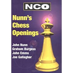 Nunn's Chess Openings (Everyman Chess Series)