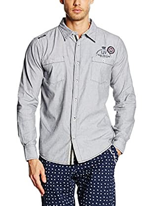 Vent du cap Camicia Uomo Cloud/Do