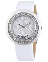 Morellato Analog White Dial Women's Watch - R0151112505