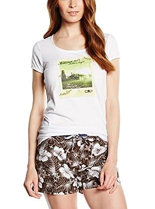 CMP Camiseta Manga Corta 3U99646