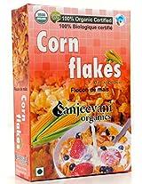 Sanjeevani Organics Corn Flakes 250gm
