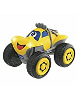 Chicco Billy Big Wheels,Yellow