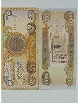 New Iraq 1000 Dinar Note