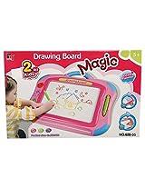Comdaq Drawing Board Pink Big, Pink