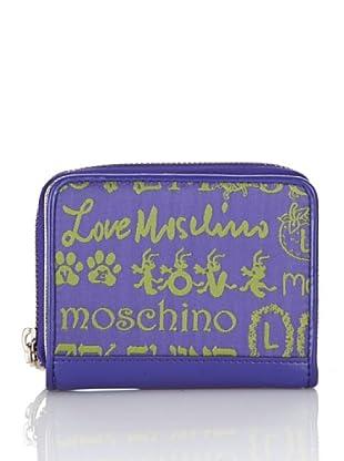 Love Moschino Portafoglio (Viola)