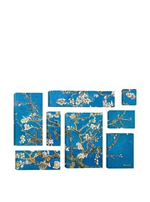 Vincent Van Gogh Almond Blossom 8-Piece Giclée Canvas Print