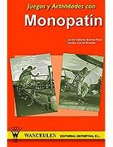Juegos y ejercicios con monopatín (Spanish Edition)