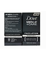 Dove Men + Care, Face Lotion for Sensitive skin (2 pack)