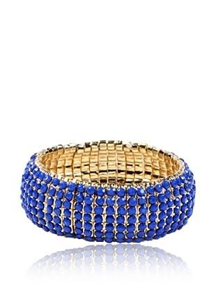 Amrita Singh Pulsera Kenmare Street Azul