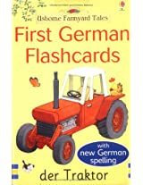 Farmyard Tales: German Flashcards (Farmyard Tales Flashcards)